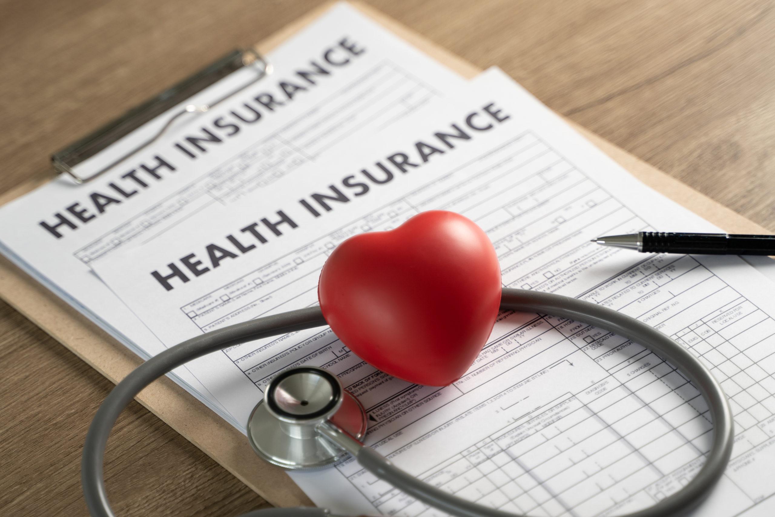 Health Insurance prior to medicare